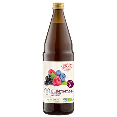Pölz Bio 6 Elemente Muttersaft 0,75 l